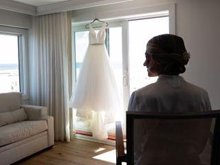 The wedding of Dana and George 3