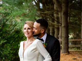 The wedding of Kelly and Keenan 3