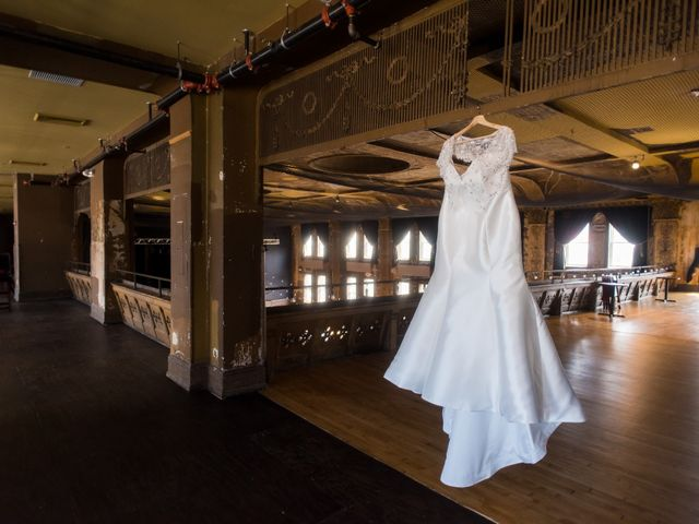 Tom and Becca's Wedding in Milwaukee, Wisconsin 3