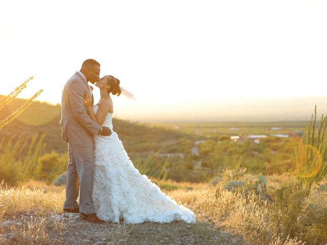 The wedding of Timothy and Evonne