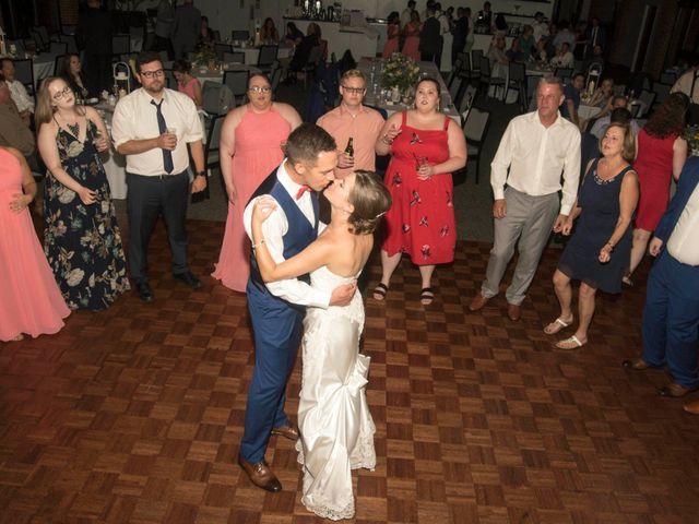 Kyle and Briana's Wedding in Wheaton, Illinois 6