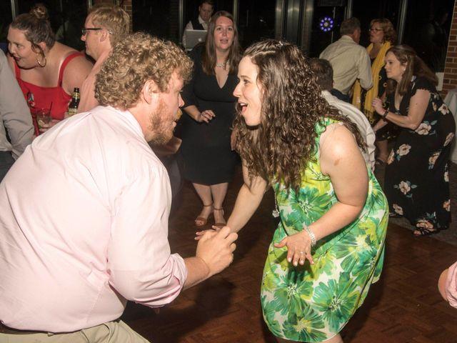 Kyle and Briana's Wedding in Wheaton, Illinois 8