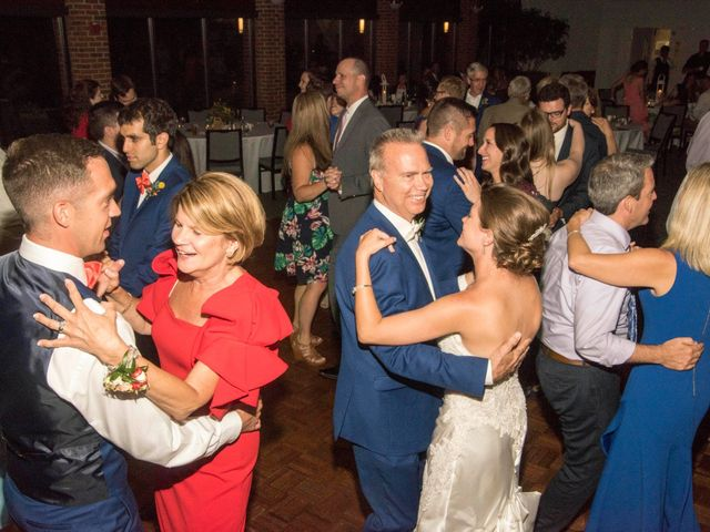 Kyle and Briana's Wedding in Wheaton, Illinois 9