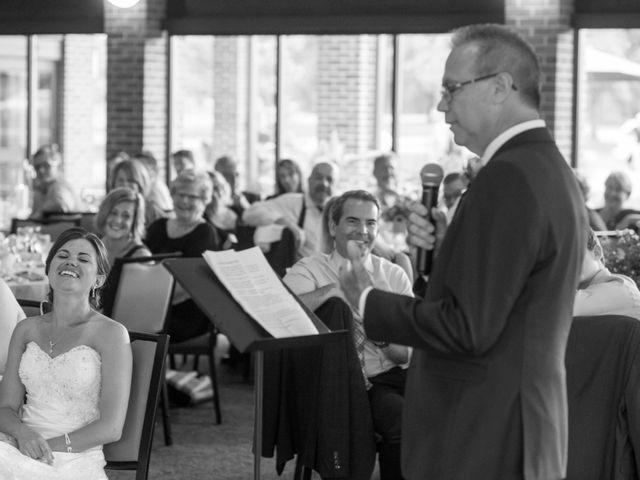 Kyle and Briana's Wedding in Wheaton, Illinois 10