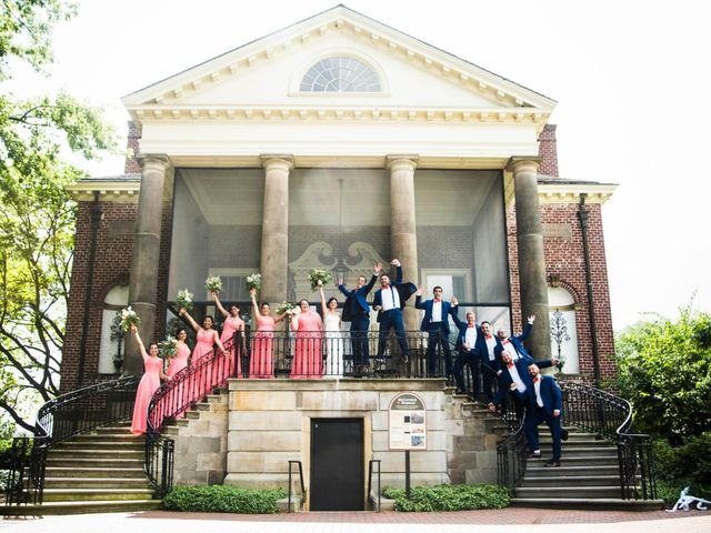 Kyle and Briana's Wedding in Wheaton, Illinois 1