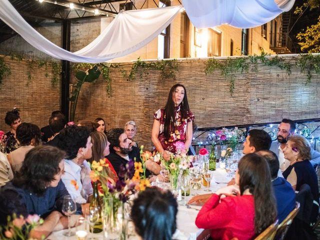 Emmanuelle and Yiorgos's Wedding in Brooklyn, New York 33