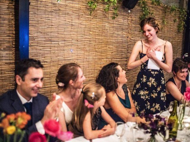 Emmanuelle and Yiorgos's Wedding in Brooklyn, New York 34