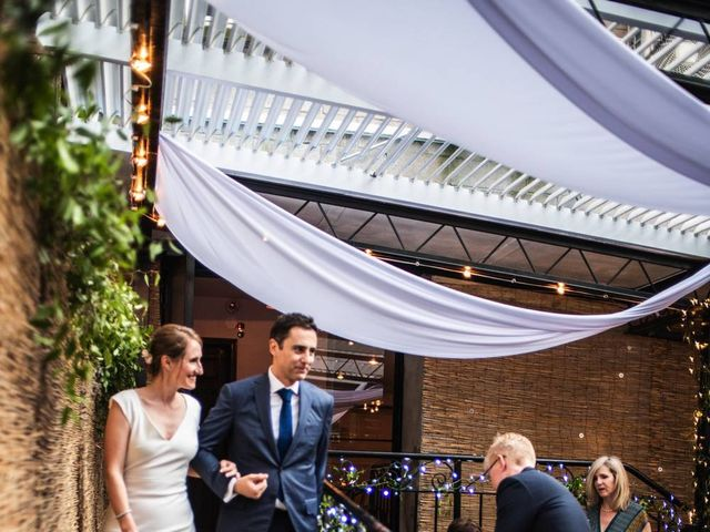 Emmanuelle and Yiorgos's Wedding in Brooklyn, New York 1