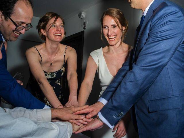 Emmanuelle and Yiorgos's Wedding in Brooklyn, New York 72