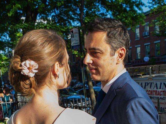 Emmanuelle and Yiorgos's Wedding in Brooklyn, New York 79