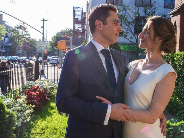Emmanuelle and Yiorgos's Wedding in Brooklyn, New York 81