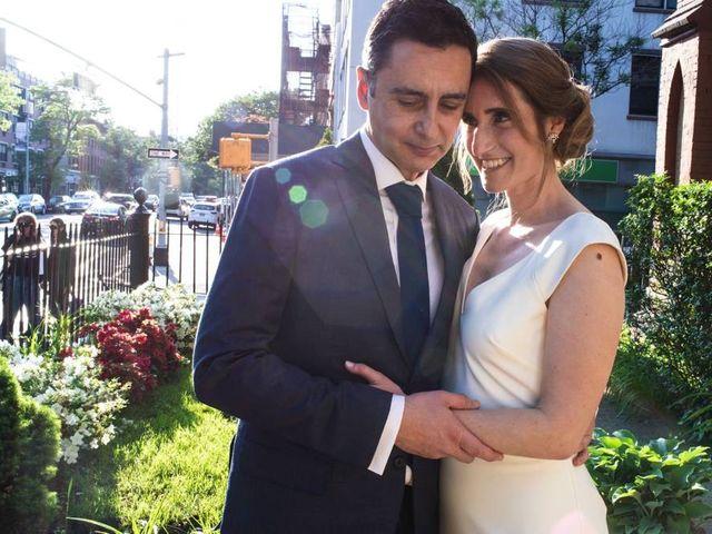 Emmanuelle and Yiorgos's Wedding in Brooklyn, New York 82