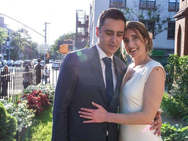 Emmanuelle and Yiorgos's Wedding in Brooklyn, New York 83
