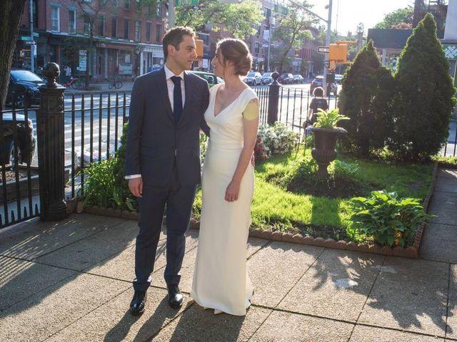 Emmanuelle and Yiorgos's Wedding in Brooklyn, New York 2