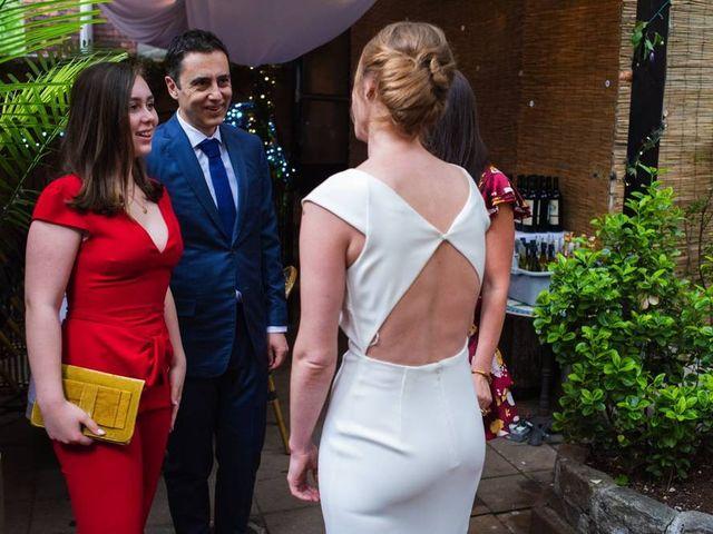 Emmanuelle and Yiorgos's Wedding in Brooklyn, New York 105
