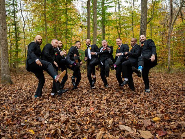 Keenan and Kelly's Wedding in Malvern, Pennsylvania 1