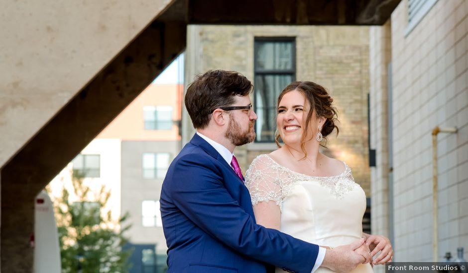 Tom and Becca's Wedding in Milwaukee, Wisconsin