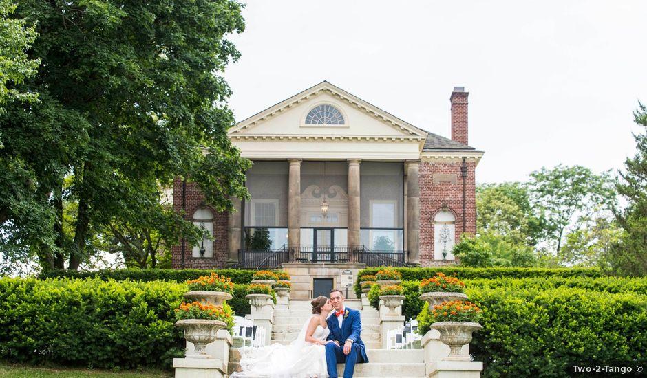 Kyle and Briana's Wedding in Wheaton, Illinois