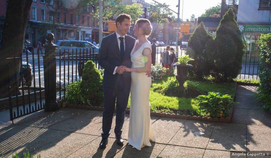 Emmanuelle and Yiorgos's Wedding in Brooklyn, New York