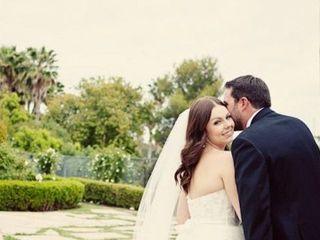 The wedding of Matthew and Lindsey