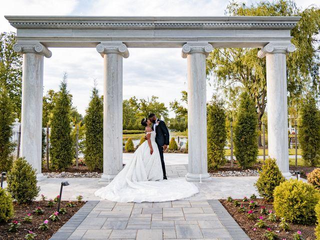 Jacea and Walter's Wedding in Voorhees, New Jersey 1