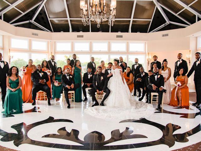 Jacea and Walter's Wedding in Voorhees, New Jersey 2