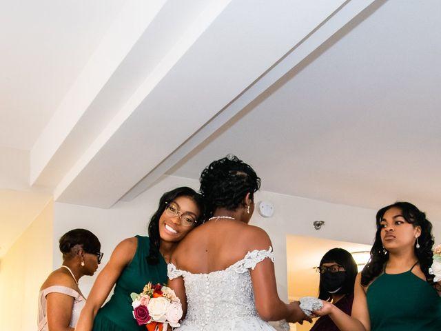 Jacea and Walter's Wedding in Voorhees, New Jersey 8