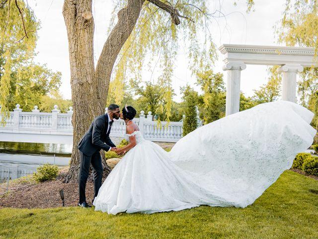 Jacea and Walter's Wedding in Voorhees, New Jersey 14