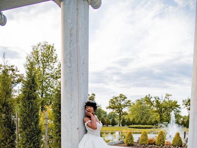 Jacea and Walter's Wedding in Voorhees, New Jersey 15