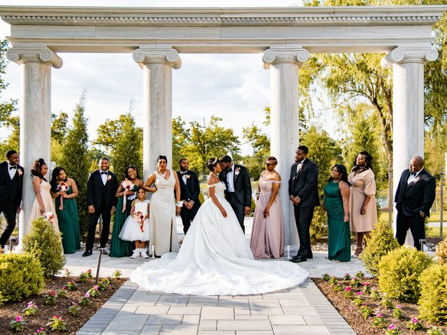 Jacea and Walter's Wedding in Voorhees, New Jersey 18