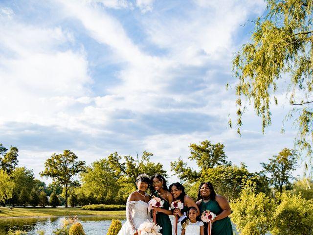 Jacea and Walter's Wedding in Voorhees, New Jersey 19