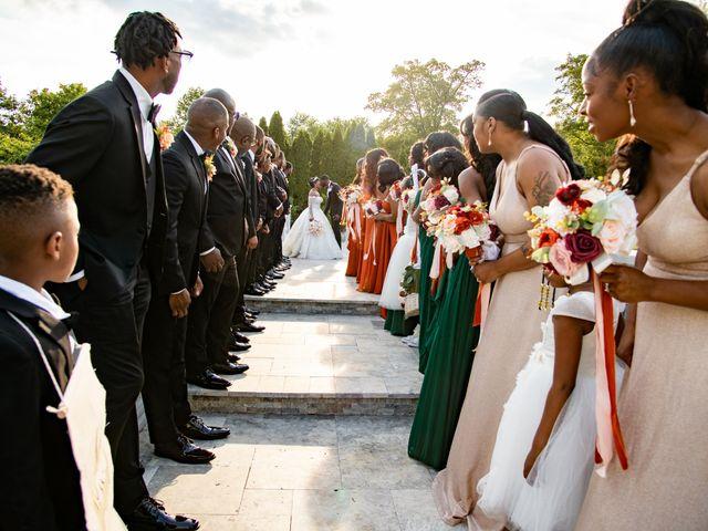 Jacea and Walter's Wedding in Voorhees, New Jersey 21
