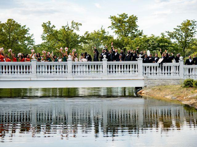 Jacea and Walter's Wedding in Voorhees, New Jersey 22