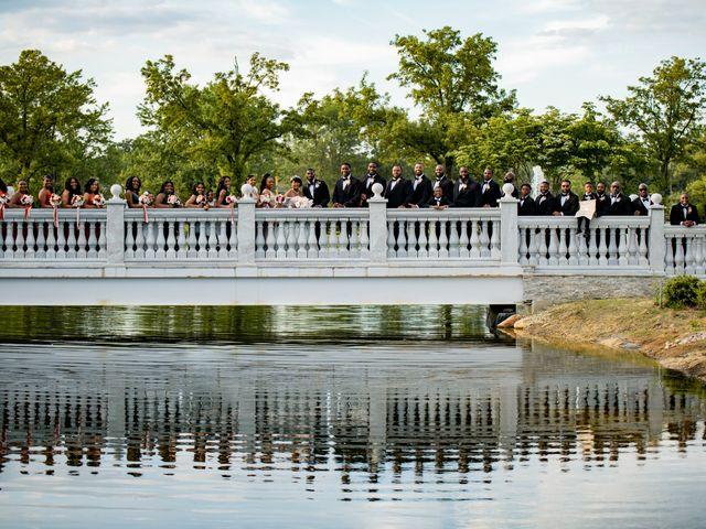 Jacea and Walter's Wedding in Voorhees, New Jersey 23