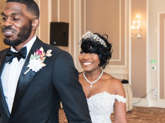 Jacea and Walter's Wedding in Voorhees, New Jersey 34