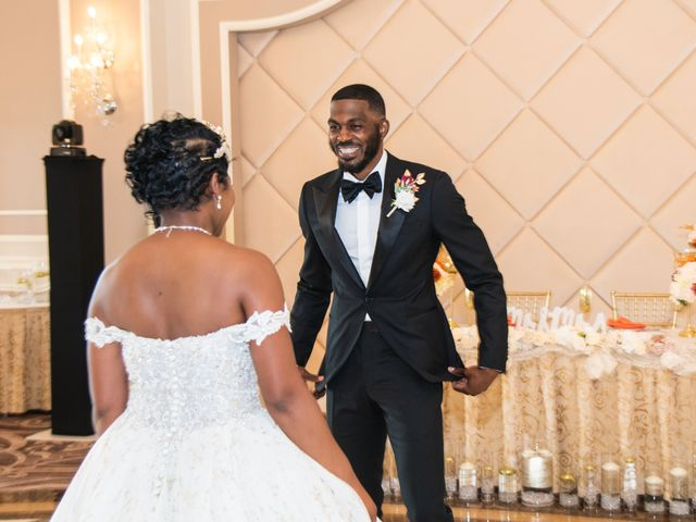 Jacea and Walter's Wedding in Voorhees, New Jersey 35