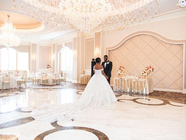 Jacea and Walter's Wedding in Voorhees, New Jersey 37
