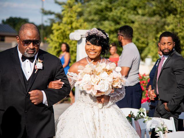 Jacea and Walter's Wedding in Voorhees, New Jersey 40