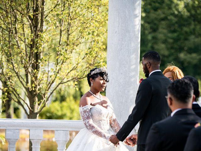 Jacea and Walter's Wedding in Voorhees, New Jersey 42