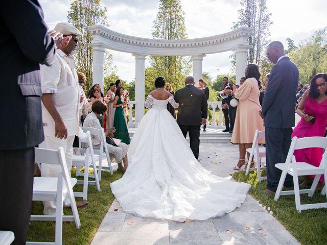 Jacea and Walter's Wedding in Voorhees, New Jersey 43