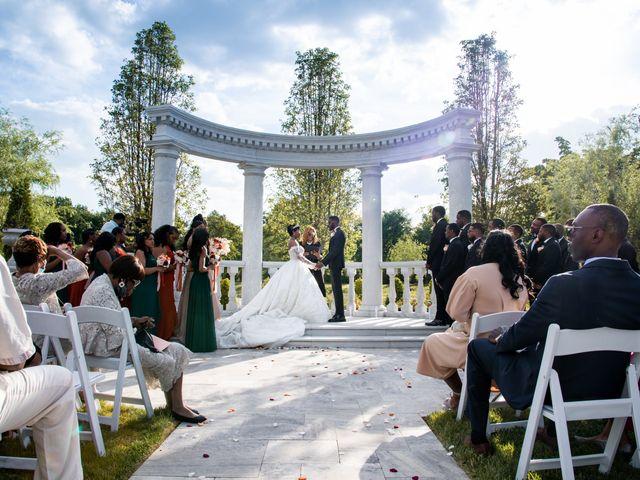 Jacea and Walter's Wedding in Voorhees, New Jersey 44