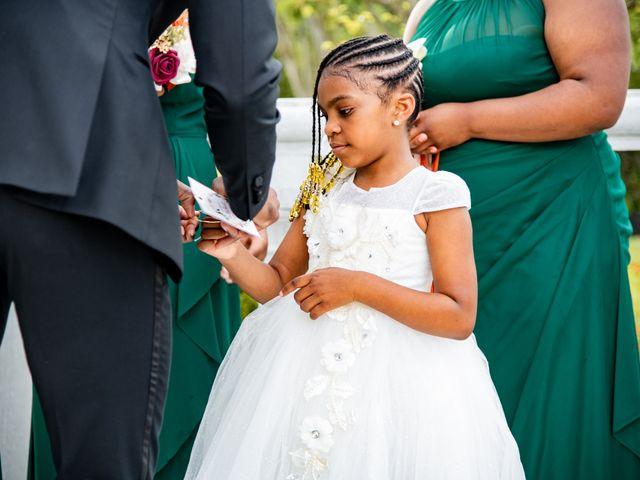 Jacea and Walter's Wedding in Voorhees, New Jersey 45