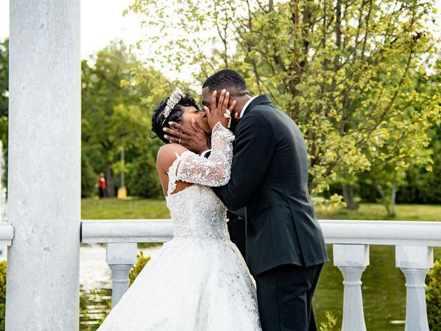 Jacea and Walter's Wedding in Voorhees, New Jersey 46