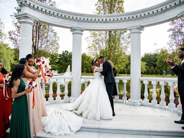 Jacea and Walter's Wedding in Voorhees, New Jersey 47