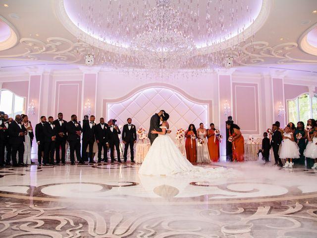 Jacea and Walter's Wedding in Voorhees, New Jersey 54