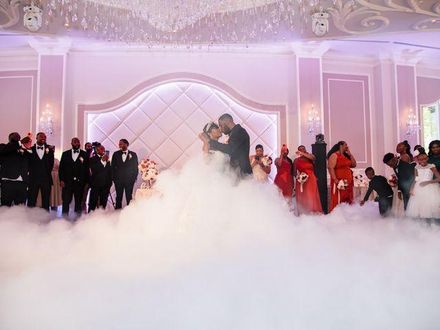 Jacea and Walter's Wedding in Voorhees, New Jersey 55
