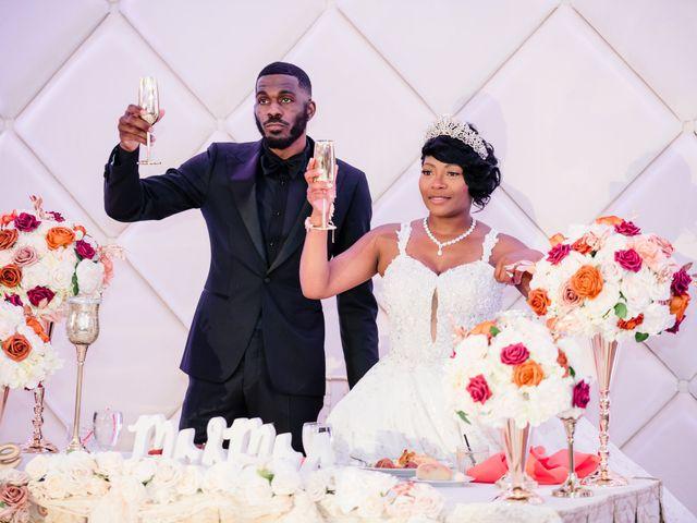 Jacea and Walter's Wedding in Voorhees, New Jersey 56