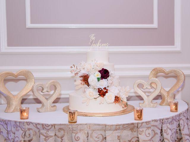 Jacea and Walter's Wedding in Voorhees, New Jersey 57