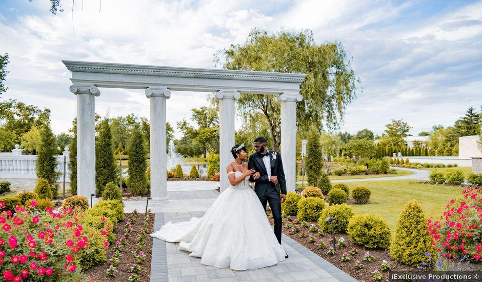 Jacea and Walter's Wedding in Voorhees, New Jersey