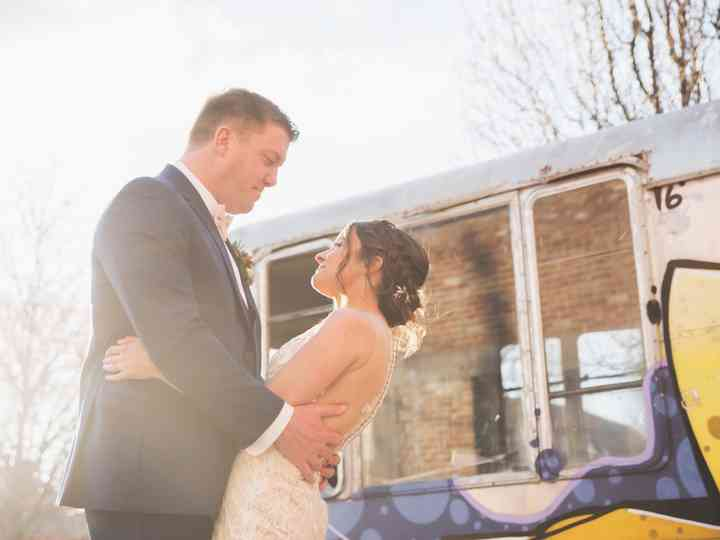 The wedding of Brianne and Brendan